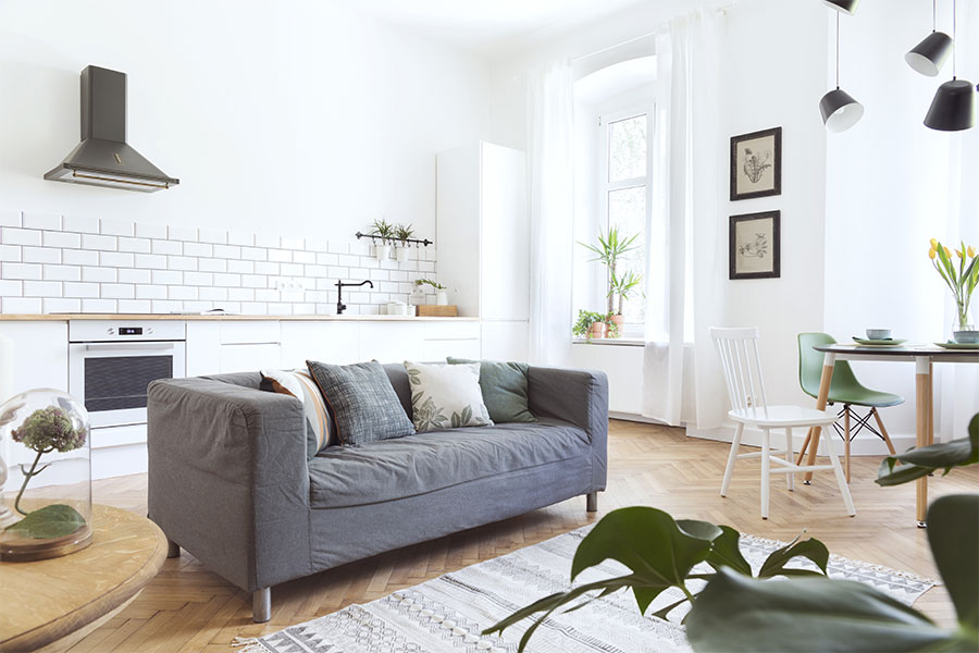 The biggest home trends in 2019 - Living room ideas 2019 ...