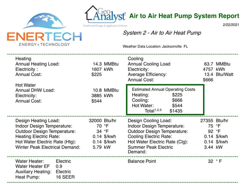 air source ga report resize