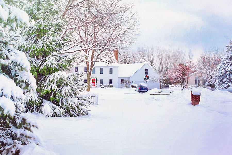 christmas-house-cold-259583